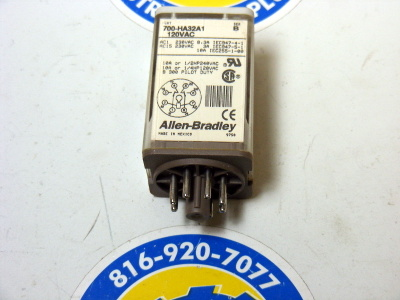 <b>Allen-Bradley - </b>700-HA32A1 Tube Base Relay