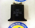 <B>CKE - </B> Z33M102 Metal Oxide Panel Mount Varistor