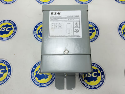 <b>Cutler-Hammer - </b>S34N12P26P Single Phase Transformer
