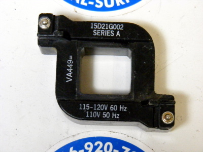 <b>General Electric - </b>15D21G002 Replacement Coil