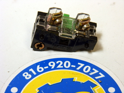 <b>General Electric - </b>CR104PXC1 Contact Block