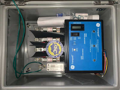 <B>General Electric - </B>TME480D080NSWM Surge Protection Device