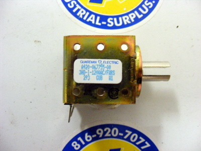 <b>Guardian Electric - </b>A420-067755-00 Solenoid