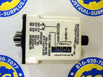 <b>Guardian Electric - </b>PET1481 Time Delay Relay