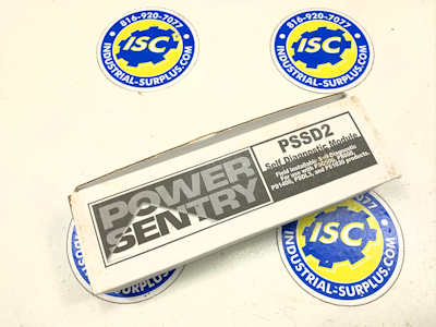 <B>Power Sentry - </B>PSSD2 Self diagnostics Module NEW