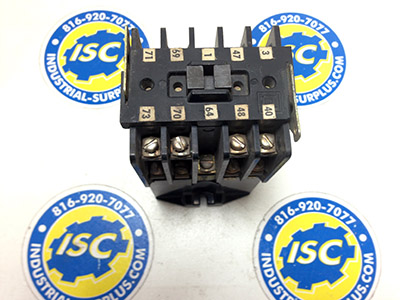 <B>Square D - </B>8501-GO80 General Purpose Power Relay Ser C