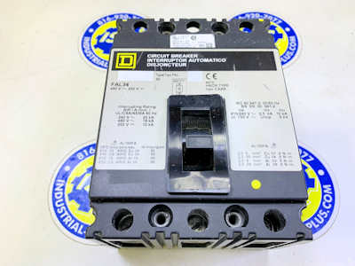 <b>Square D - </b>FAL36080 Circuit Breaker