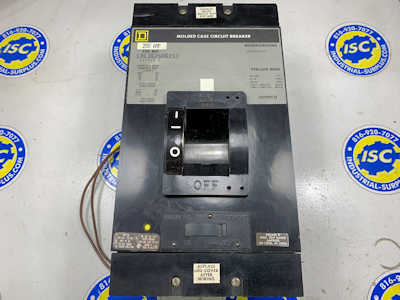 <b>Square D - </b>LAL362506153 Circuit Breaker UV Ser 3