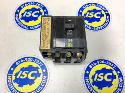 <b>Square D - </b>QOB3301021 Circuit Breaker NEW