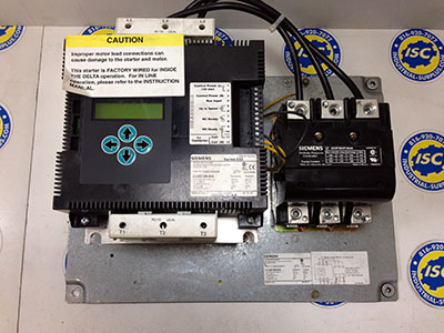 <b>Siemens - </b>72NG34AFP AC Semiconductor Motor Starter NEW
