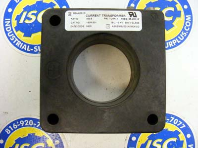 <B>Square D - </B>180R-301 Current Transformer
