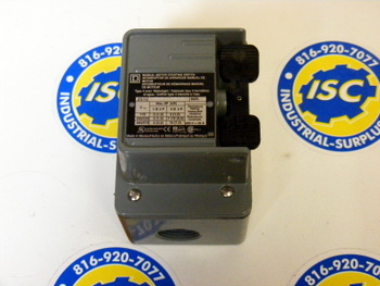 <B>Square D - </B>2510-KW1 Motor Starting Switch Series B
