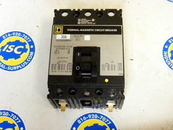 <b>Square D - </b>FAL22030WB8041 Circuit Breaker Series 2