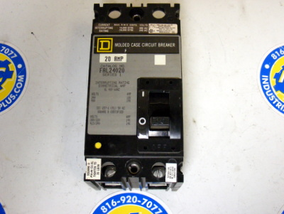 <b>Square D - </b>FAL22015 Circuit Breaker