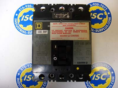 <b>Square D - </b>FAL36000 Circuit Breaker