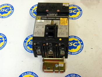 <b>Square D - </b>FCB34050 Circuit Breaker Series 2