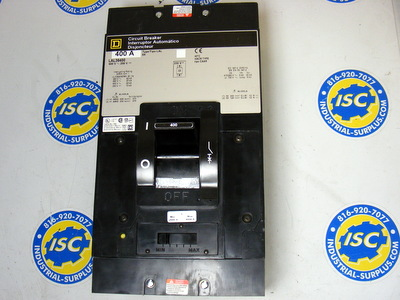 <b>Square D - </b>LAL26400MB Circuit Breaker