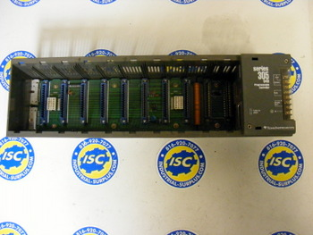 <b>Texas Instruments - </b>505-6108A 8 Channel Output Module Ana