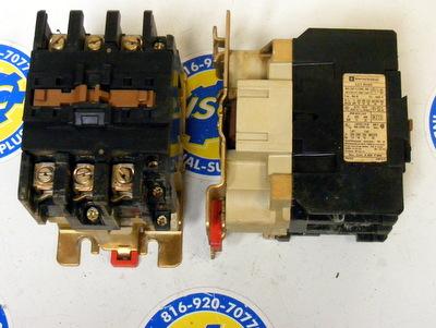 Telemecanique LC1-D503 LC1D503 Contactor