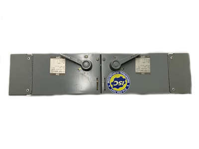 <B>Westinghouse - </B>FDPT3211R Twin Panel Switch