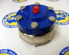 <b>Weksler Diaphragm Seal - </b>Type D19-2, Diaphragm 316