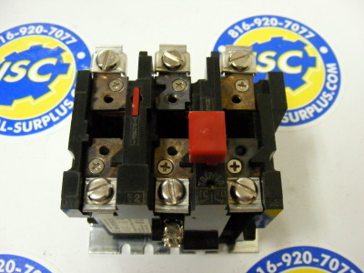 <b>Westinghouse - </b>BN13JP Thermal Overload Relay